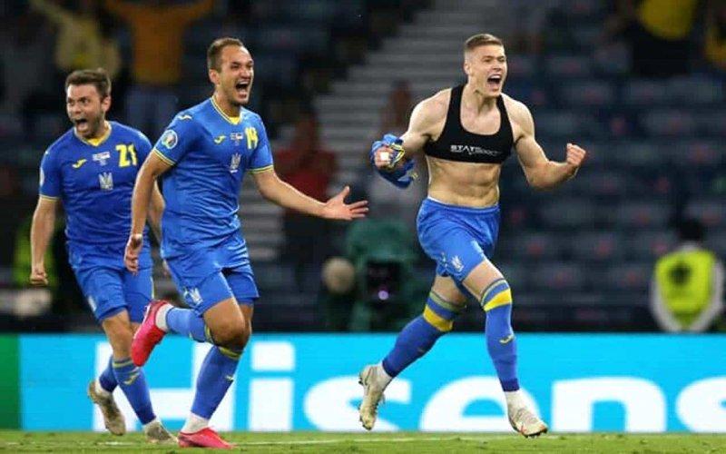 Перемога України над Швецією