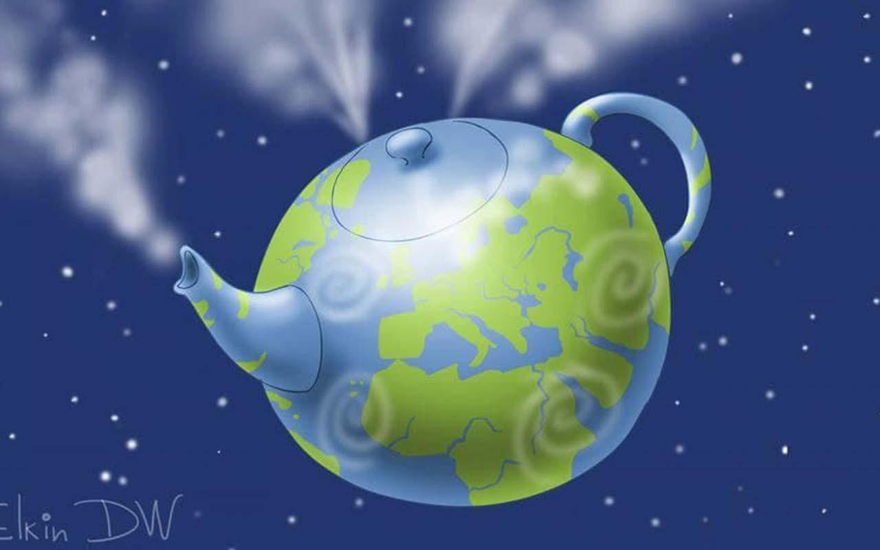 ВООЗ онлайн-курс з питань зміни клімату