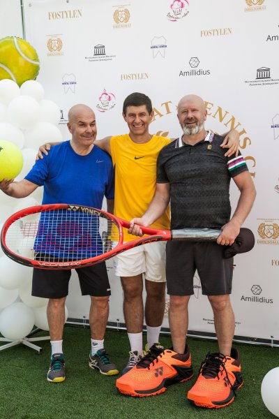 Diplomat Tennis Cup Odesa 2021: известны победители