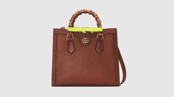Gucci випустив версію сумки, присвячену принцесі Діані