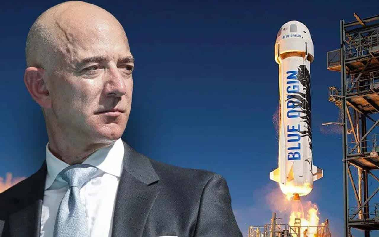 люди закликають не повертати мільярдера Джеффа Безоса з космосу