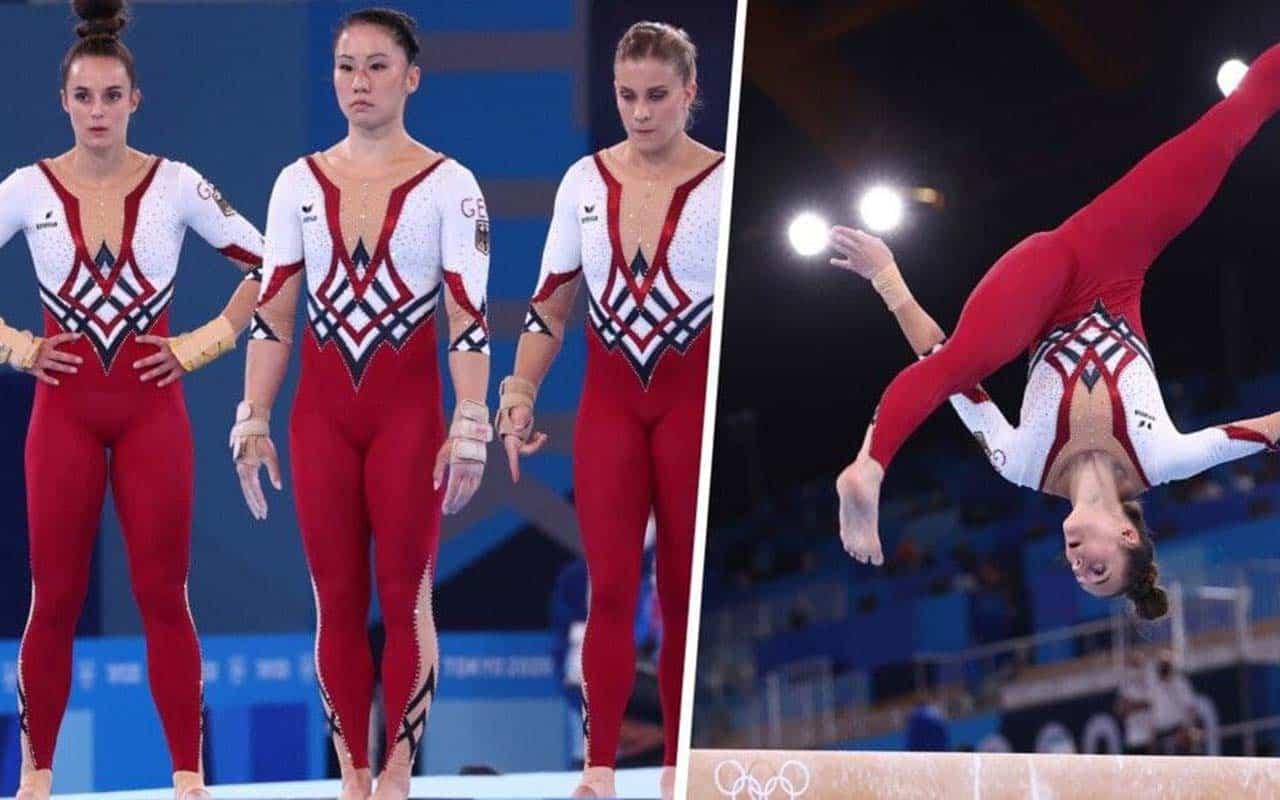 Німецькі гімнастки в Токio виступили проти сексуалізації жінок в спорті