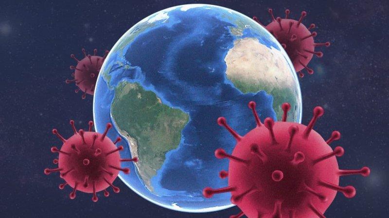 ВООЗ зафіксувала поширення штаму COVID-19 лямбда більш ніж в 30 країнах