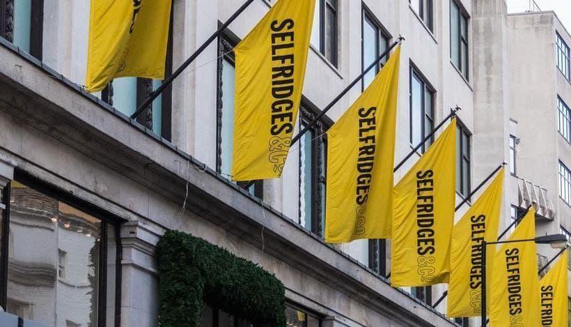 Selfridges виставлять на продаж
