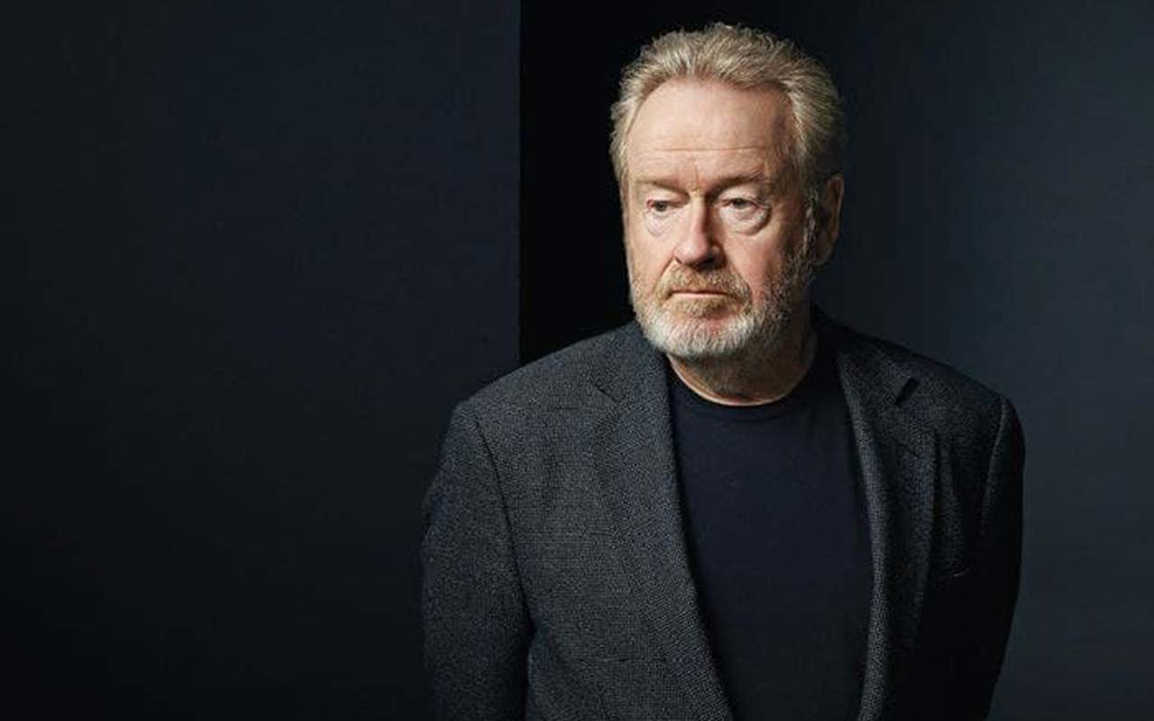 Director Ridley Scott to receive an award at the Venice Film Festival