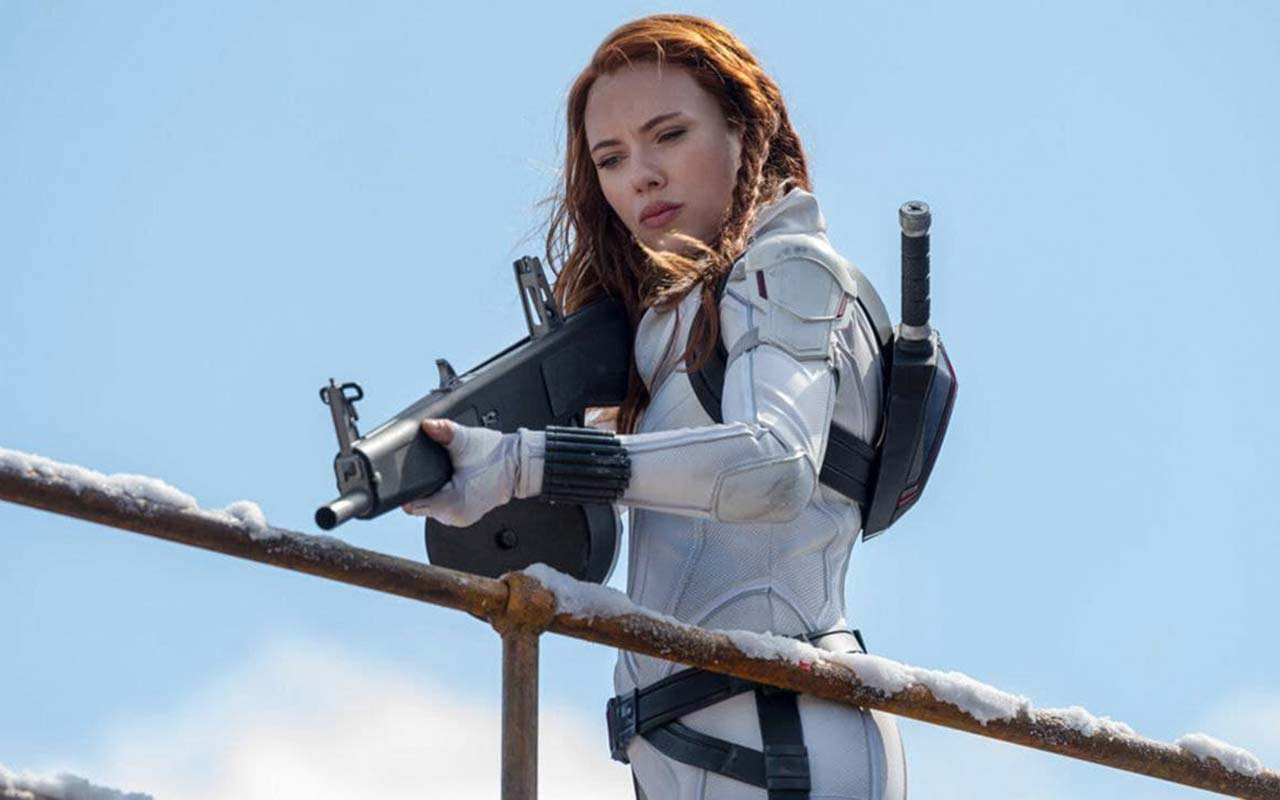 Disney tears up all contracts with Scarlett Johansson