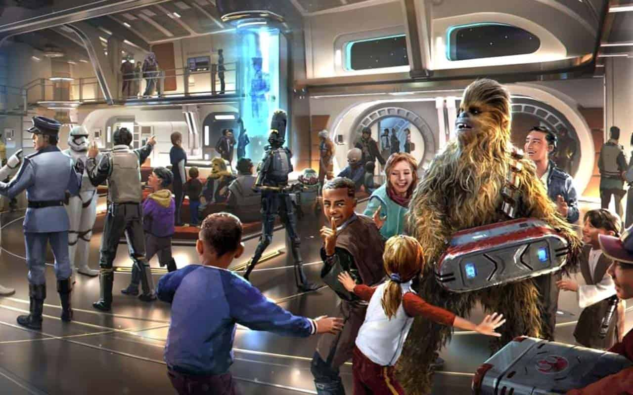 Disney World is opening a Star Wars-style hotel