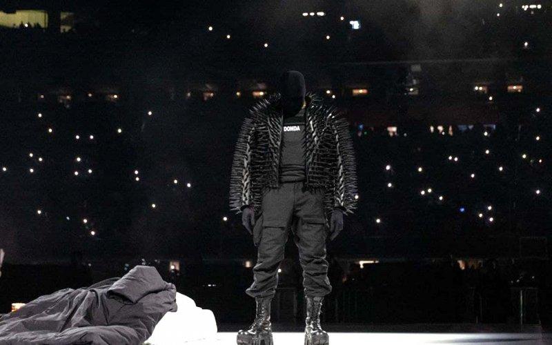 Kanye West's new album - Donda