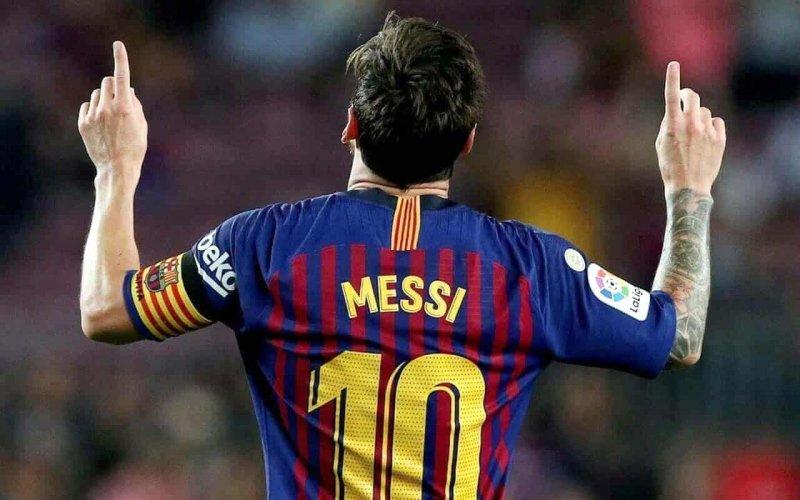 Ліонель Мессі залишив «Барселону»