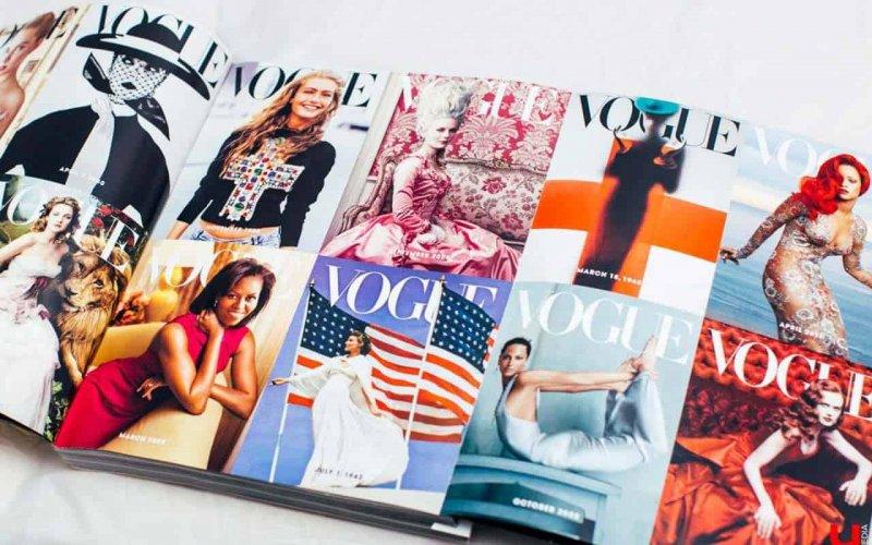 Вересневі номера Vogue вийдуть зі схожим контентом