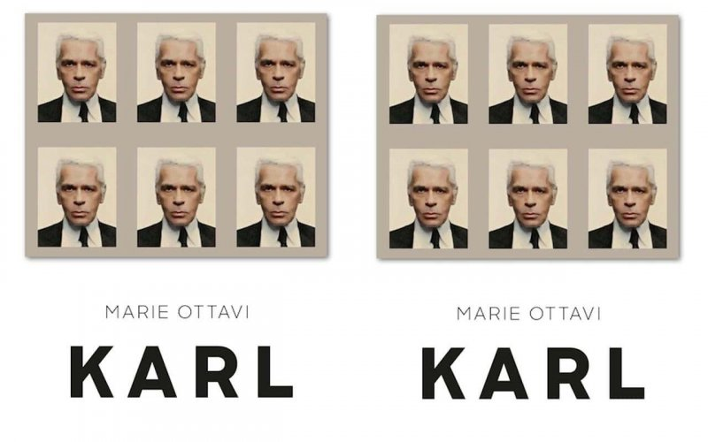 A new biography of Karl Lagerfeld has been released
