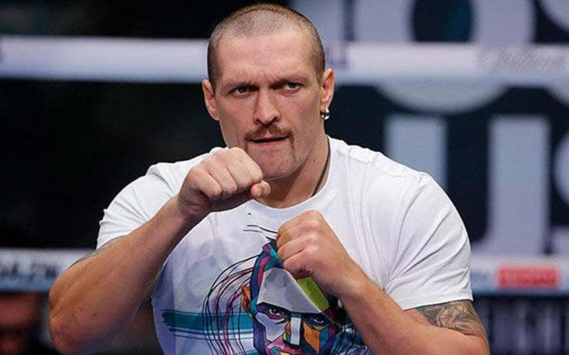 Alexander Usyk comments on the victory over Joshua