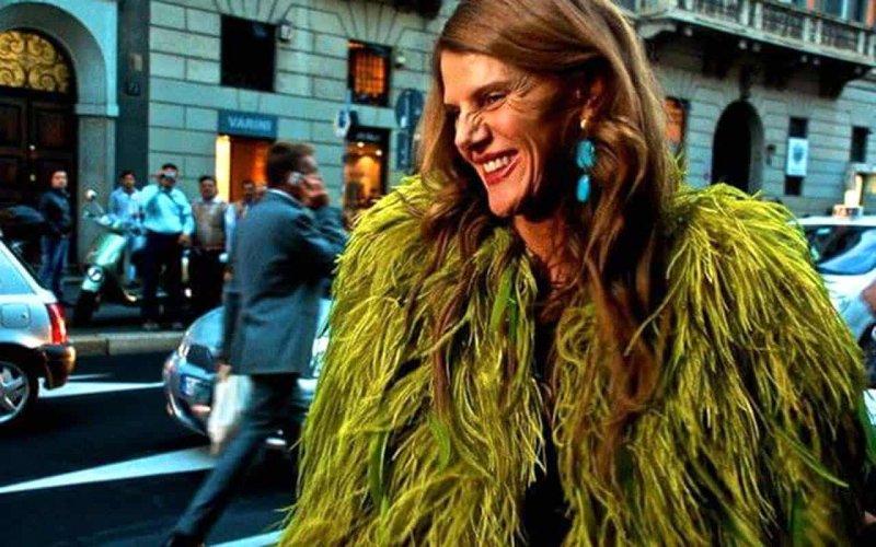 Anna Dello Russo leaves Vogue Japan