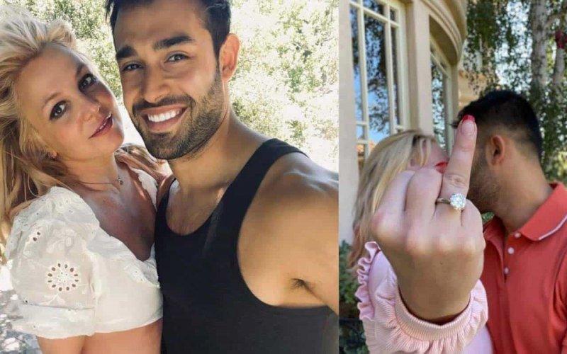 Britney Spears is getting married