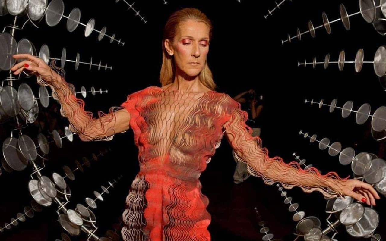 Celine Dion releases a documentary