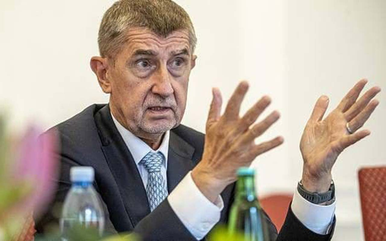"""Czech Prime Minister said that Brussels """"interferes in the election campaign"""" in the country"""
