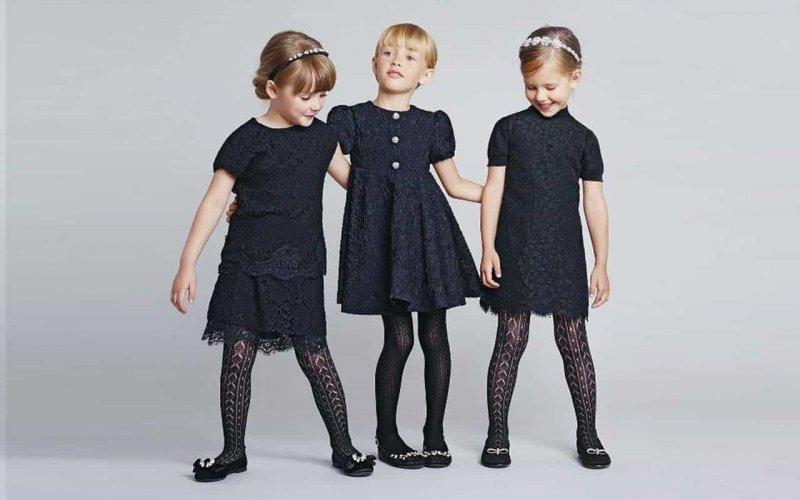 Dolce Gabbana children's collection for 2021-2020