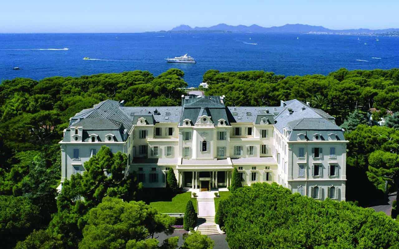 Легендарные отели Лазурного берега: Hôtel du Cap-Eden-Roc