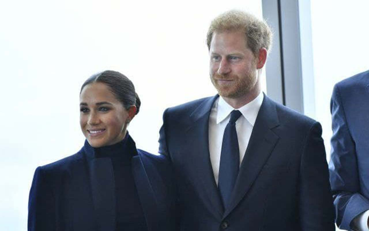 Meghan Markle's appearance touchs users on the web