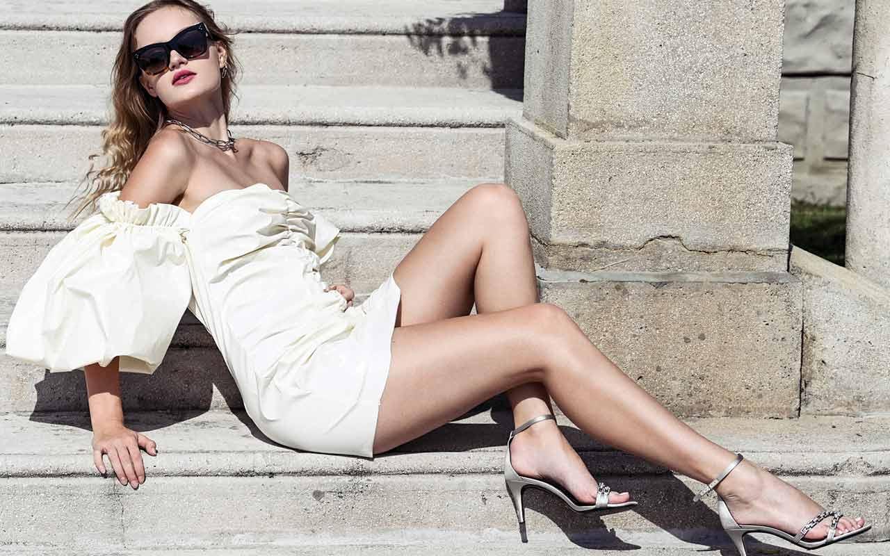 Polina Nioly Pushkareva: The main thing is lightness in relation to life