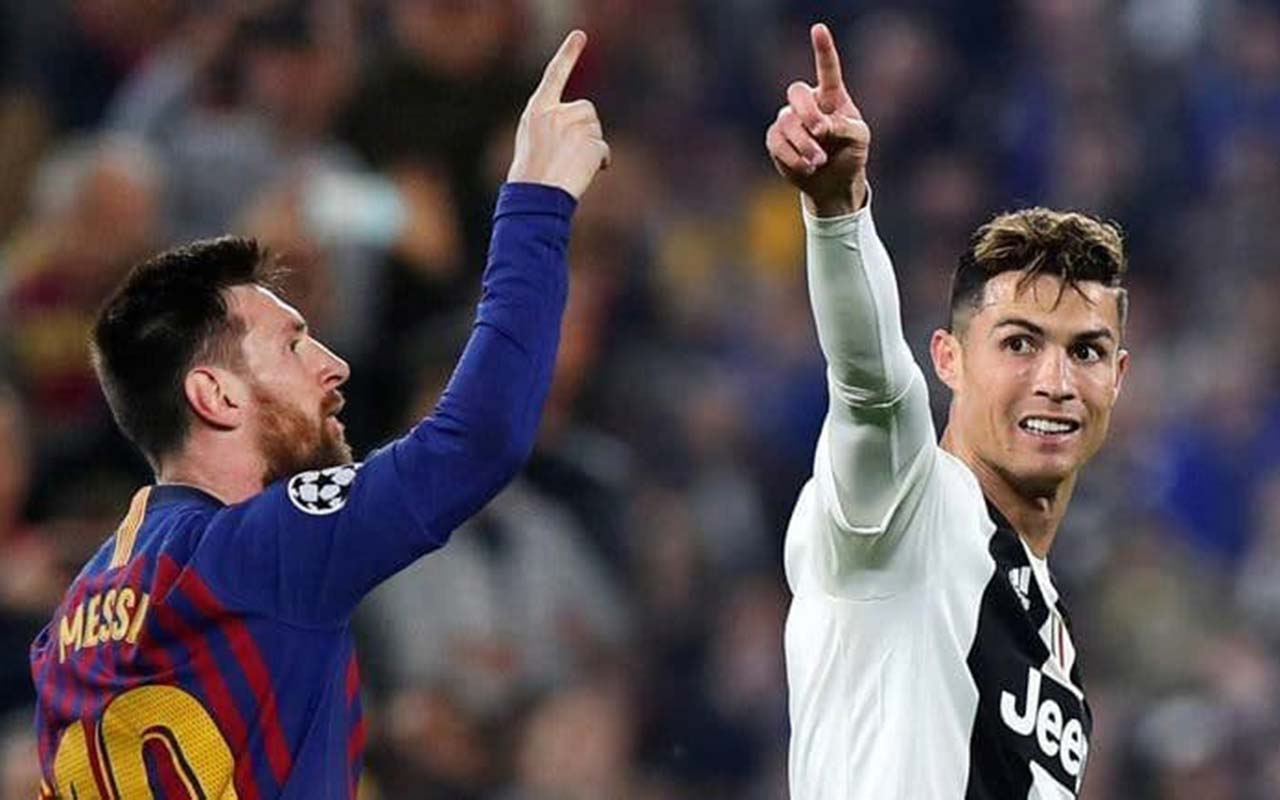 Ronaldo overtakes Messi in the list of the highest paid football players