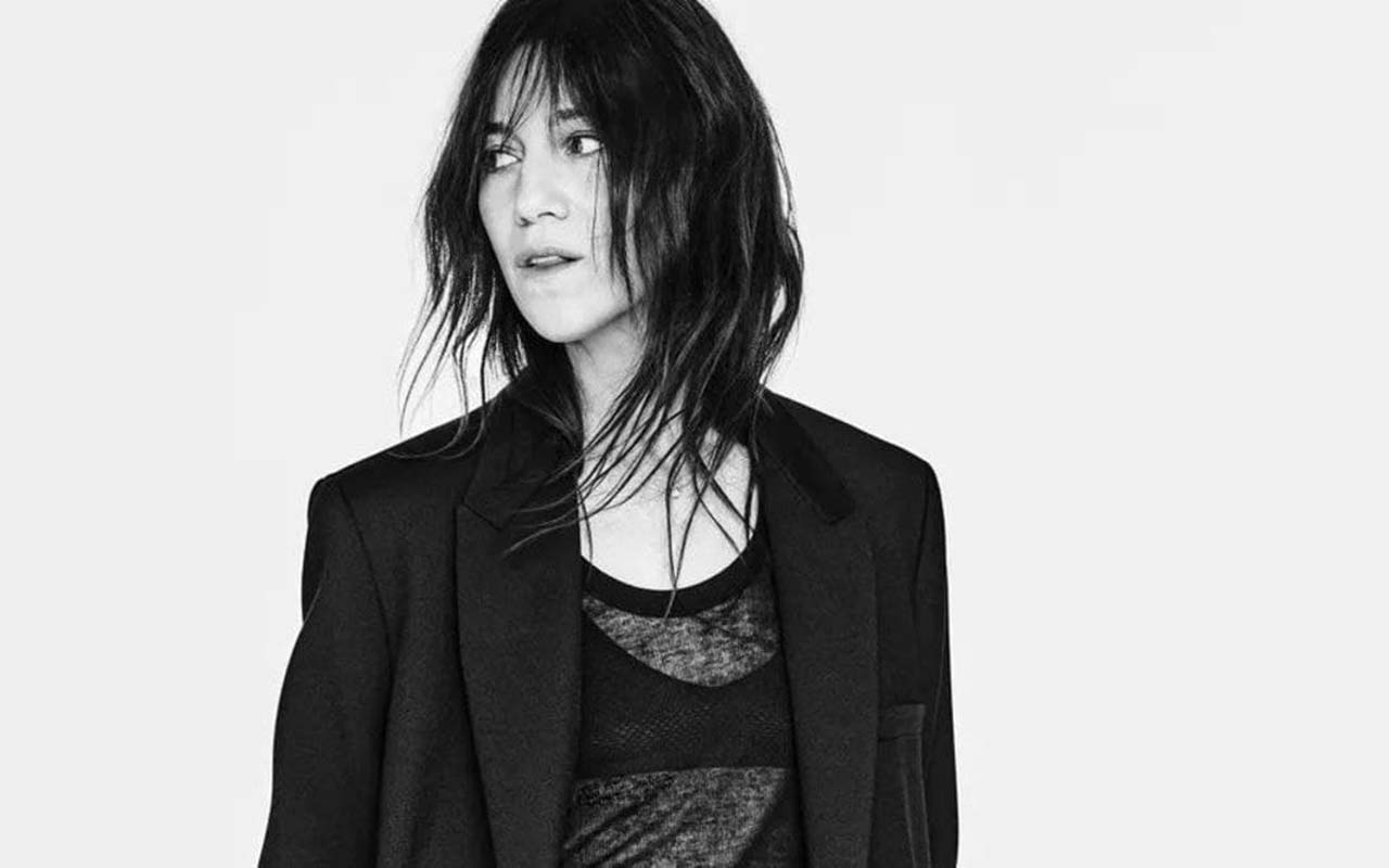 Charlotte Gainsbourg is preparing a collaboration with Zara