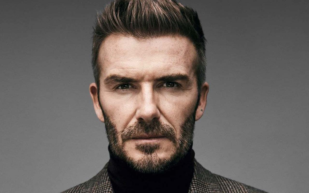 David Beckham will be the face of the World Cup in Qatar