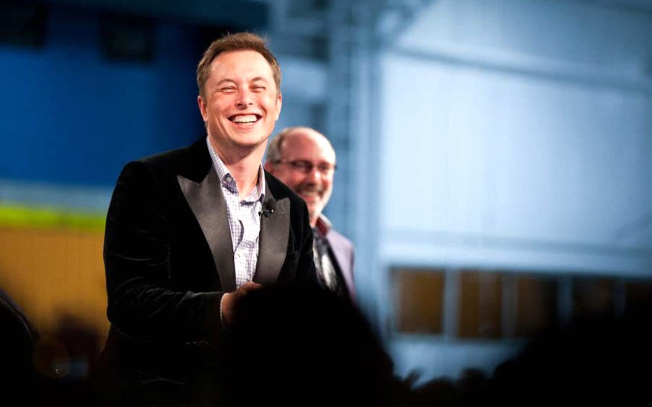 Elon Musk speaks about his dream
