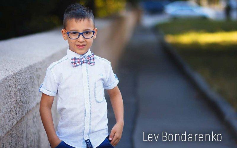 Google presents the young prodigy Lev Bondarenko in bright colors
