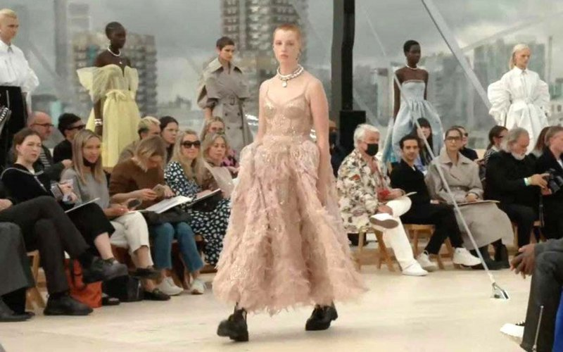 new collection of Alexander McQueen