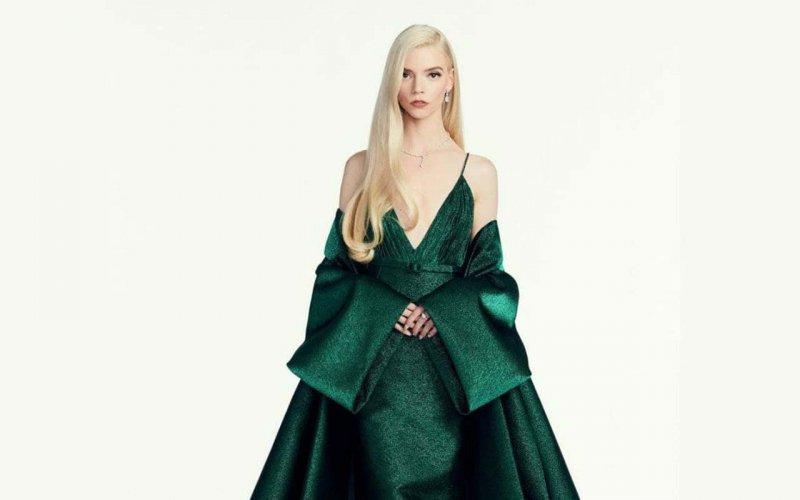 Аня Тейлор-Джой стала амбасадором модного будинку Dior
