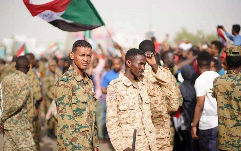 Street protests over coup d'etat begin in Sudan