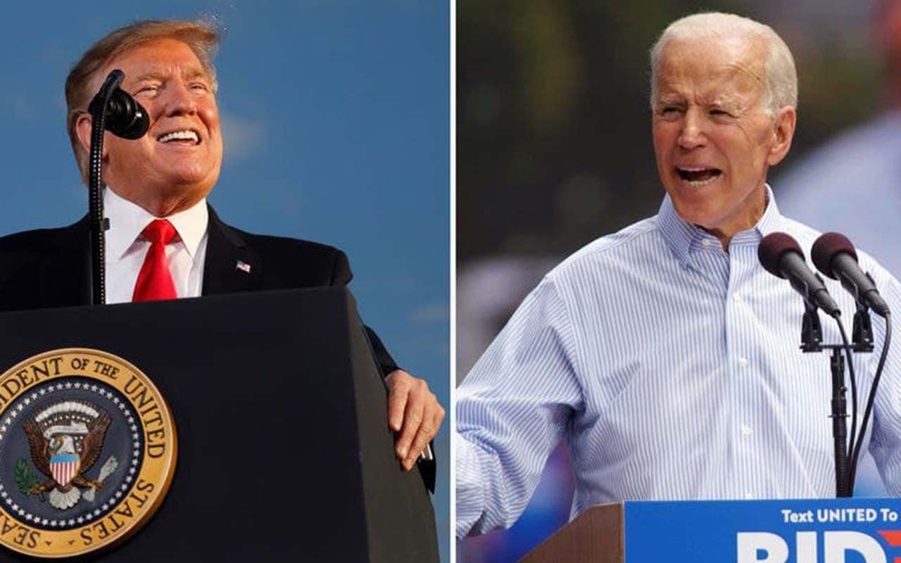 Trump accuses Biden of trying to bring the US to socialism